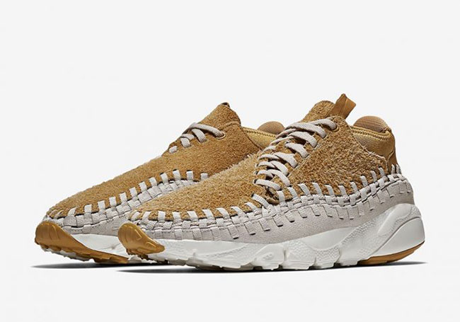 Nike presenta l'Hairy Suede Pack con protagoniste tre Air Footscape Woven Chukka