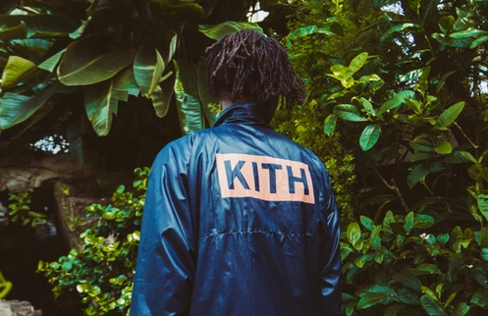 "KITH mostra la ""Volcano 2.0"" collection"