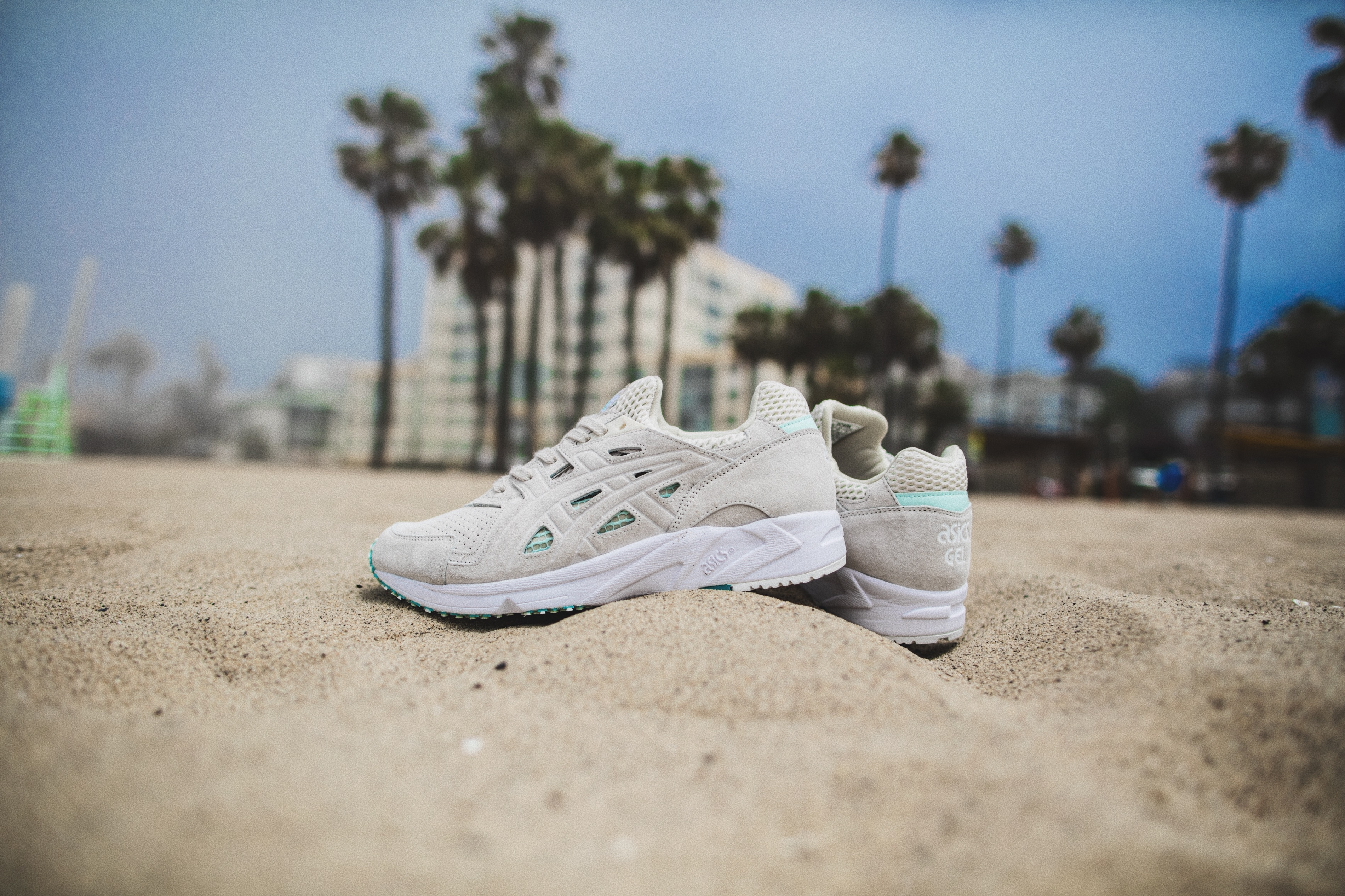"""Annunciate le size? x Asics Tiger DS Trainer """"24 Hours in LA"""""""