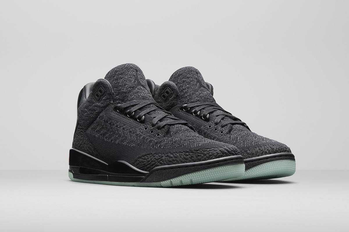 Nike rilascerà la prima Air Jordan 3 Flyknit durante l'All-Star Weekend