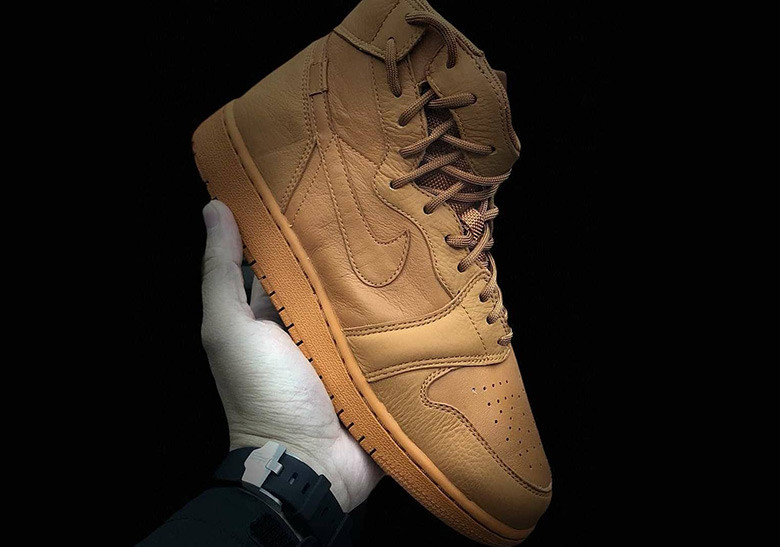 "Ecco le Air Jordan 1 Rebel ""Wheat"""