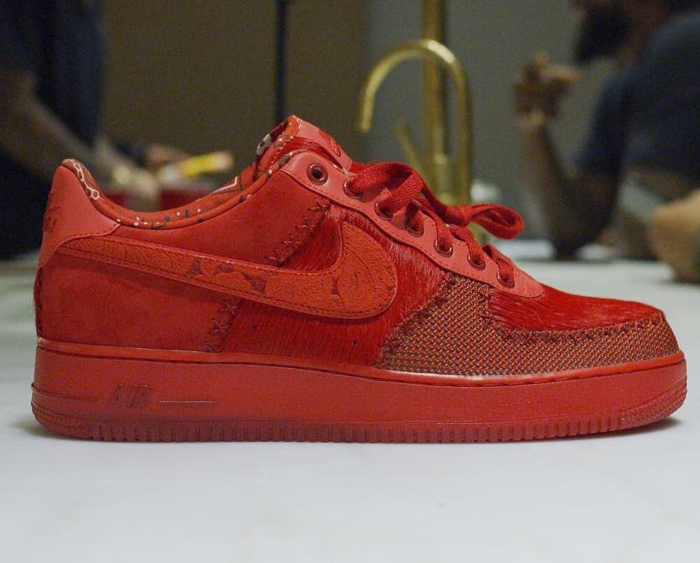 Primo sguardo alle nuove Air Force 1 di Odell Beckham Jr.