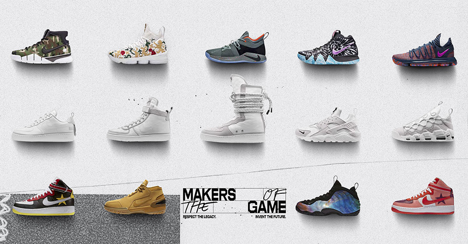 Makers of the Game: il pack rilasciato da nike per All-Star Weekend