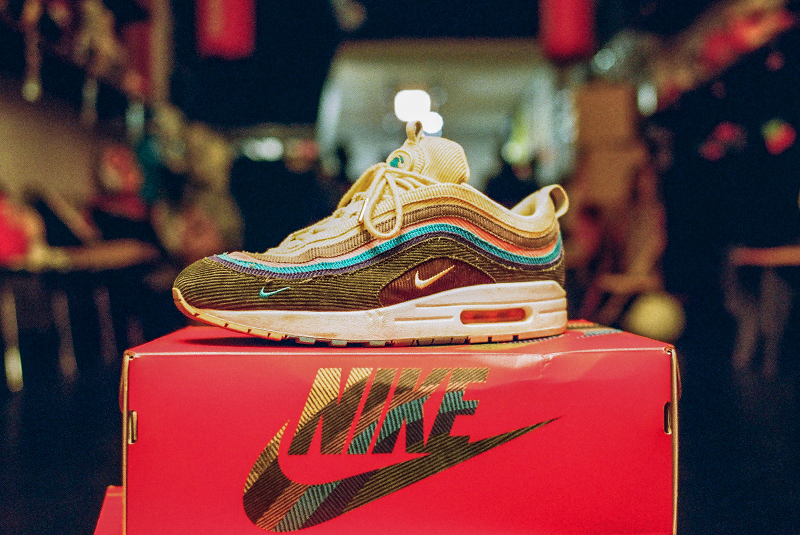 Sean Wotherspoon X Nike Air Max 97 Sean Wotherspoon Gold