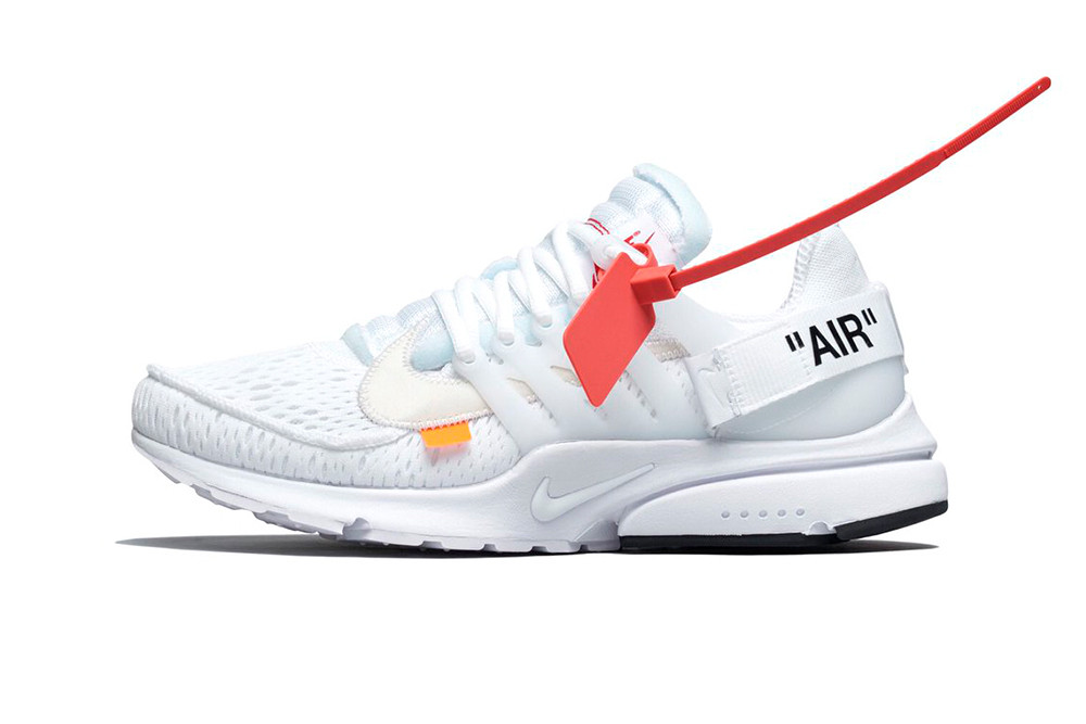 nike air presto per off white