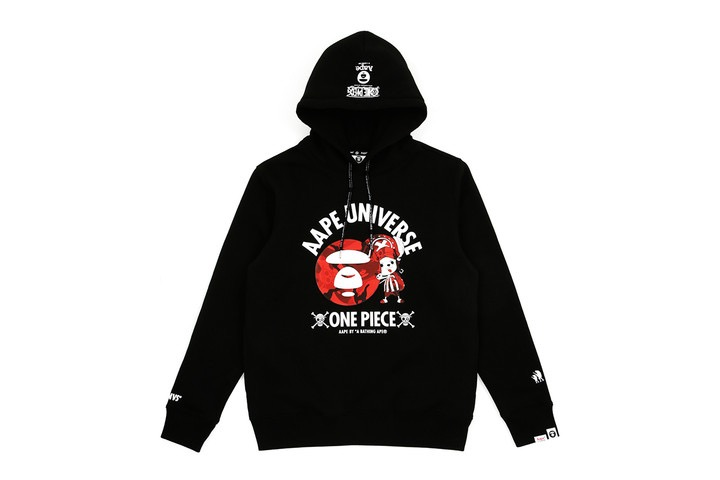 AAPE BY A BATHING APE sceglie One Piece per una capsule collection