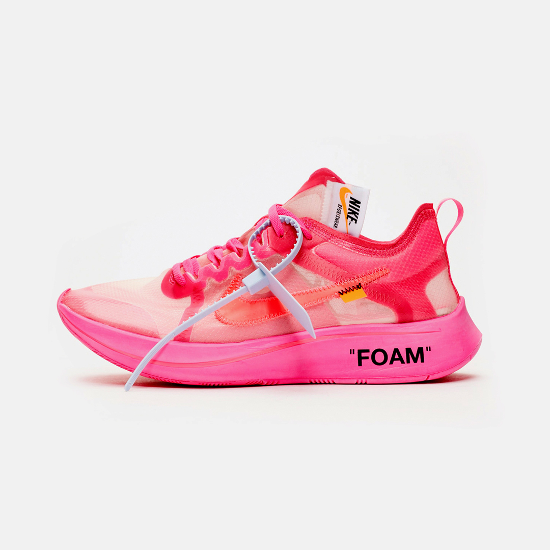 Off White x Nike Zoom Fly SP