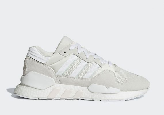 adidas Never Made Pack Triple White 2