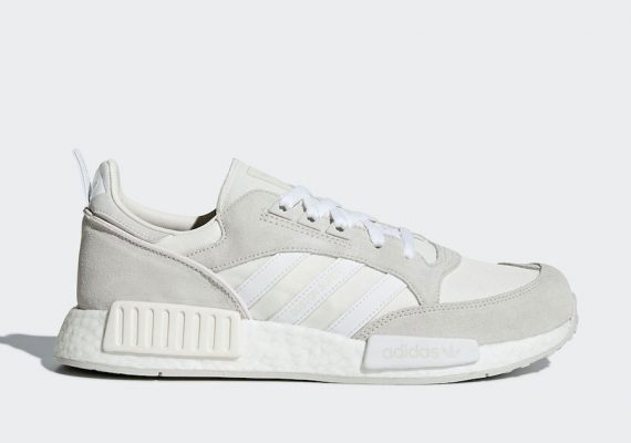 adidas Never Made Pack Triple White 6