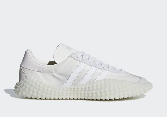adidas Never Made Pack Triple White 5