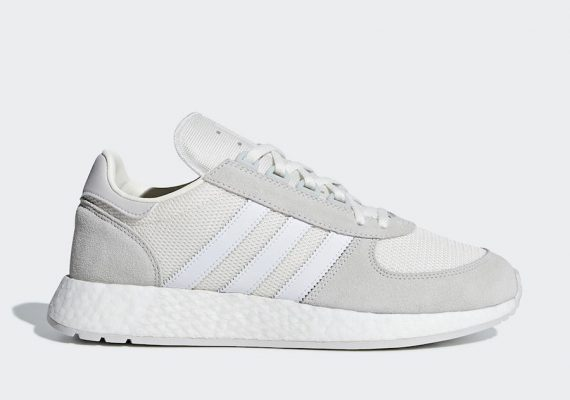 adidas Never Made Pack Triple White 4