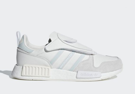 adidas Never Made Pack Triple White 1