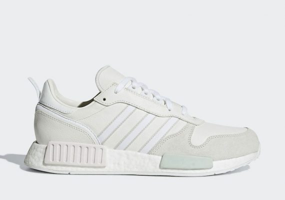 adidas Never Made Pack Triple White 3