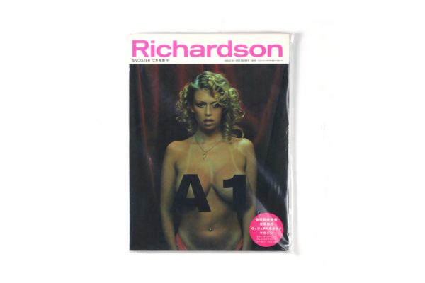 Richardson Magazine 1