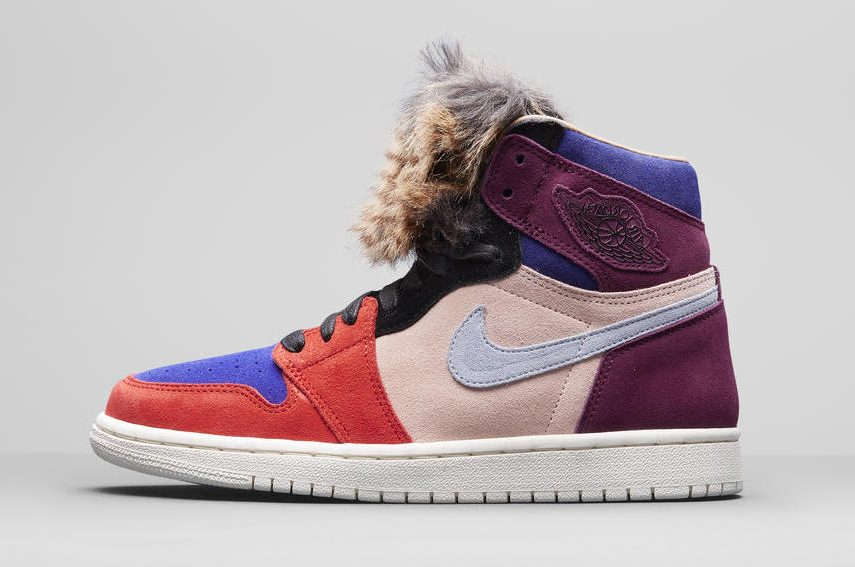 """competitive price 1c539 07bc0 Air Jordan 1 Retro Court Lux High Top OG """"Aleali May"""" – Outpump"""