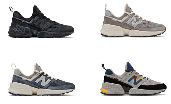 "uk availability 66e8f 18ae7 New Balance ci presenta il 574 Sport V2 ""Vintage Pack"" – Outpump"