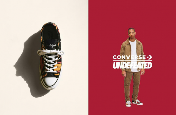 Undefeated x Converse 1