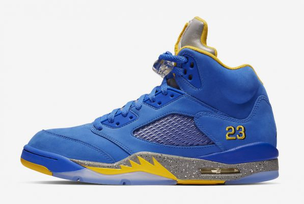 Air Jordan V Laney 1