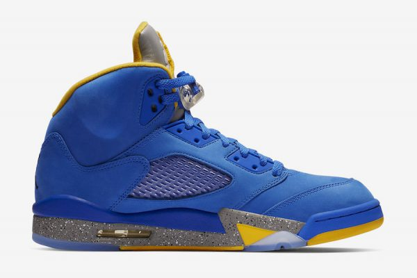 Air Jordan V Laney 2