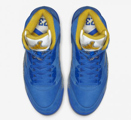 Air Jordan V Laney 4