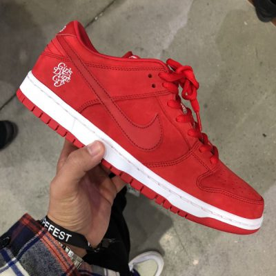 Girls Dont Cry x Nike SB Dunk Low 3