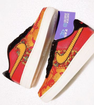 Nike Air Force 1 Chinese New Year 2