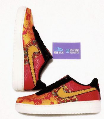 Nike Air Force 1 Chinese New Year 1