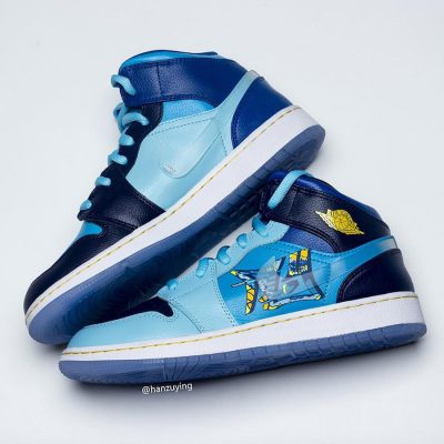 Air Jordan 1 Mid Fly 3