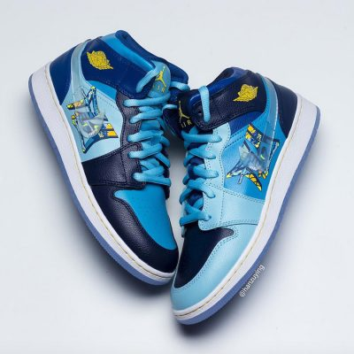 Air Jordan 1 Mid Fly 6