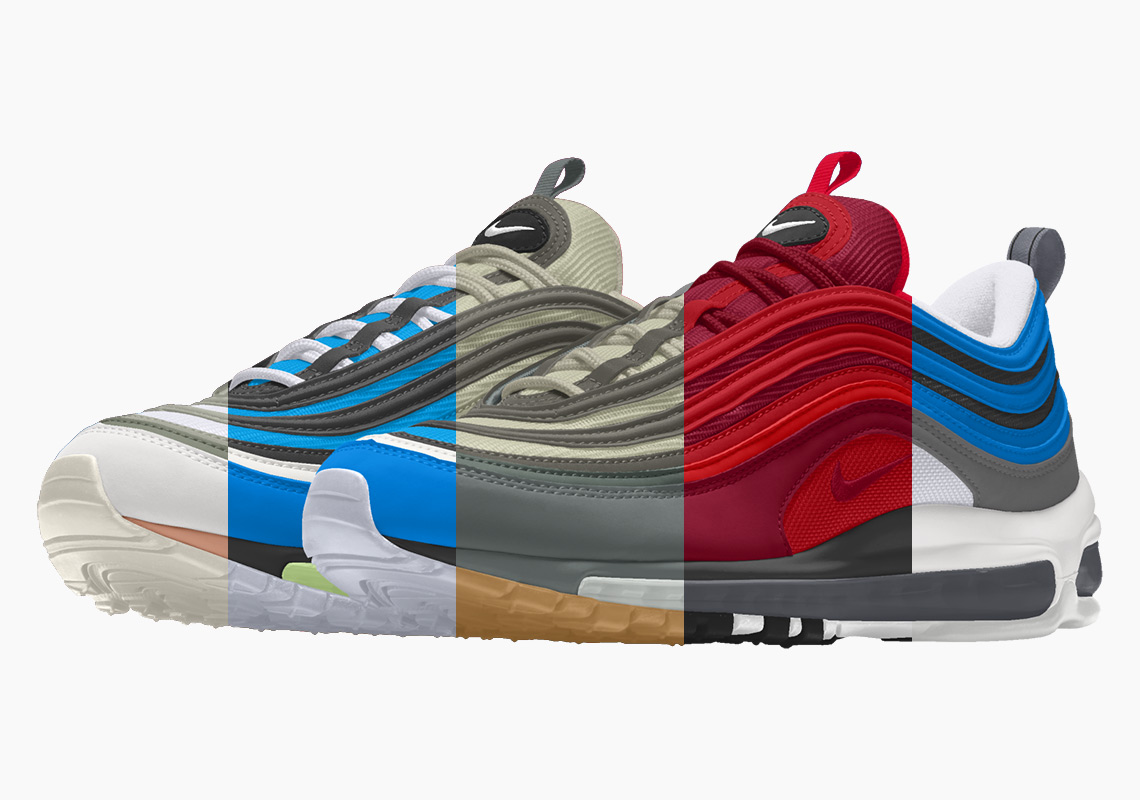 Nike By You introduce le Air Max 97