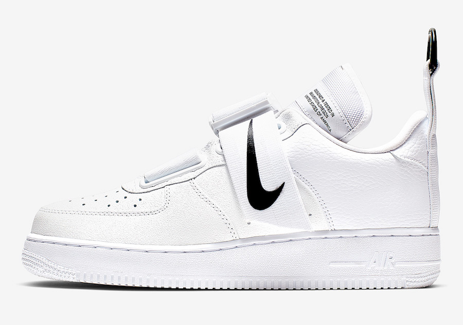 Air Force 1 Utility – Outpump
