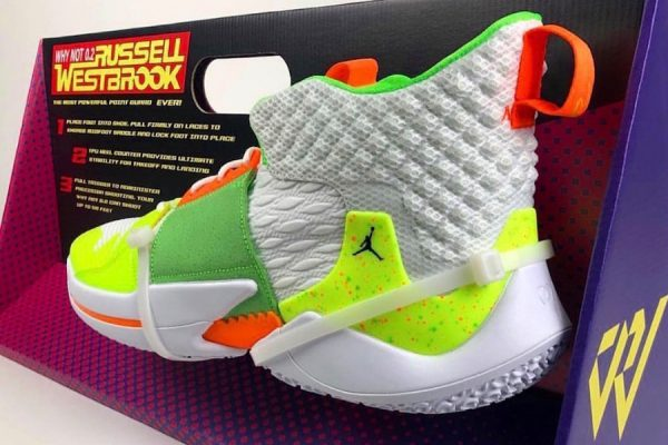 "Jordan Why Not Zer0.2 ""Super Soaker"" 1"