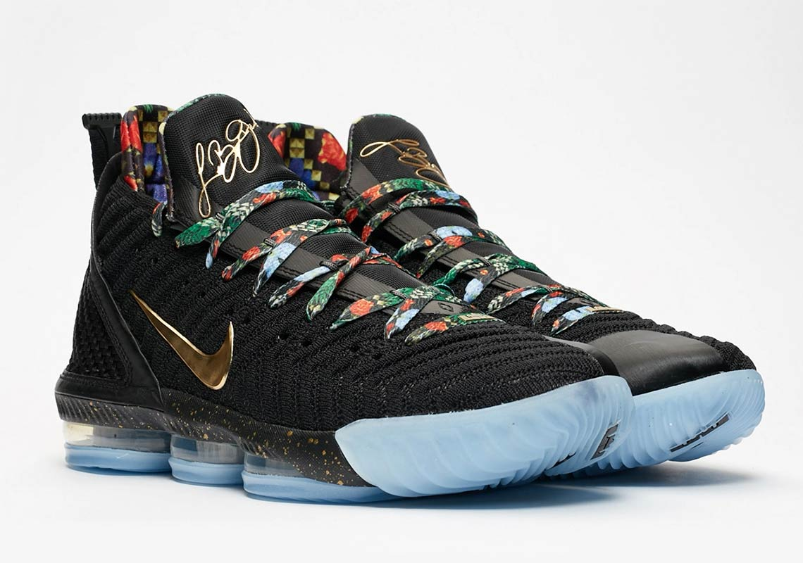 """In arrivo le nuove Nike Lebron 16 """"Watch The Throne"""""""