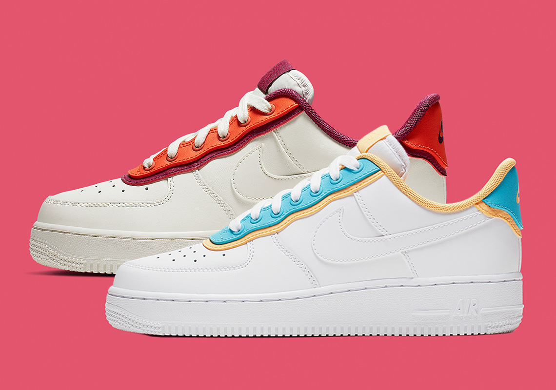 nuove air force 1