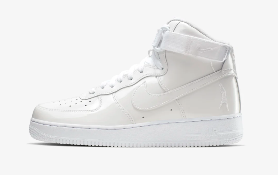 "Nike Air Force 1 High ""Sheed"": in arrivo una variante in vernice Triple White"