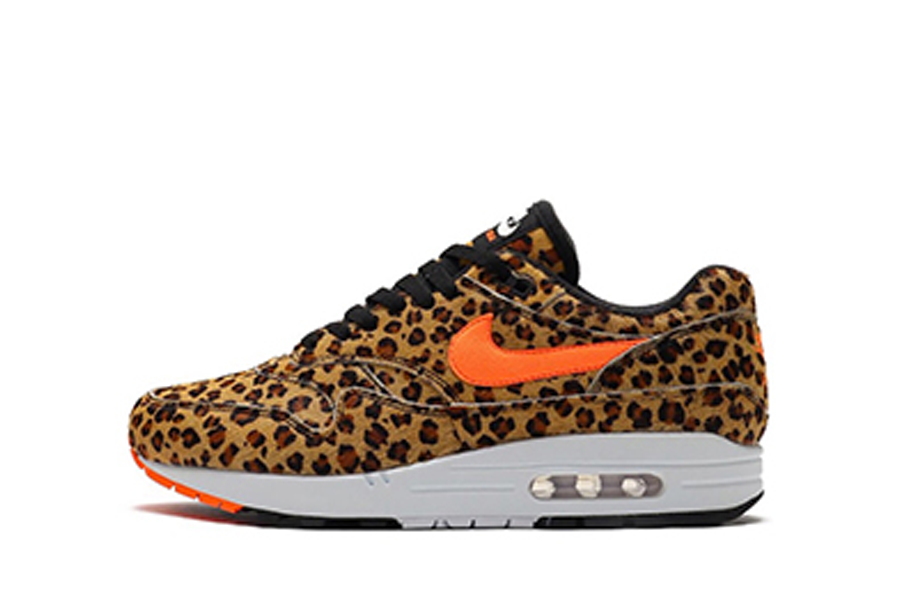 Atmos x Nike Air Max 1 Animal 3.0 'Multi ColorTotal Orange