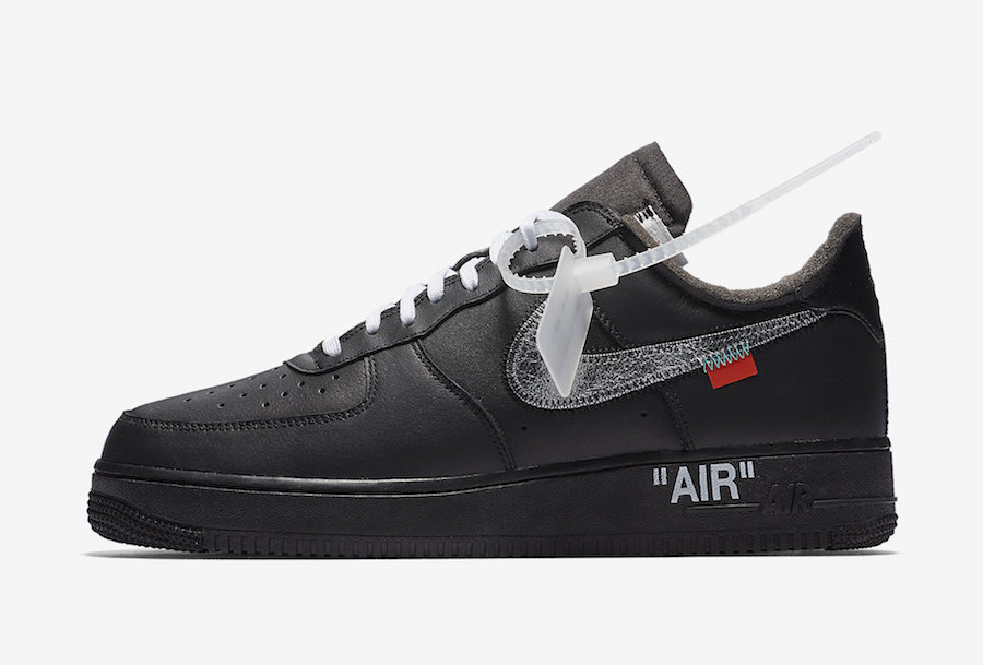 Release in vista per le Off White x Nike Air Force 1