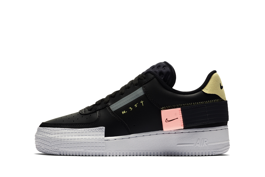 air force 1 type nere