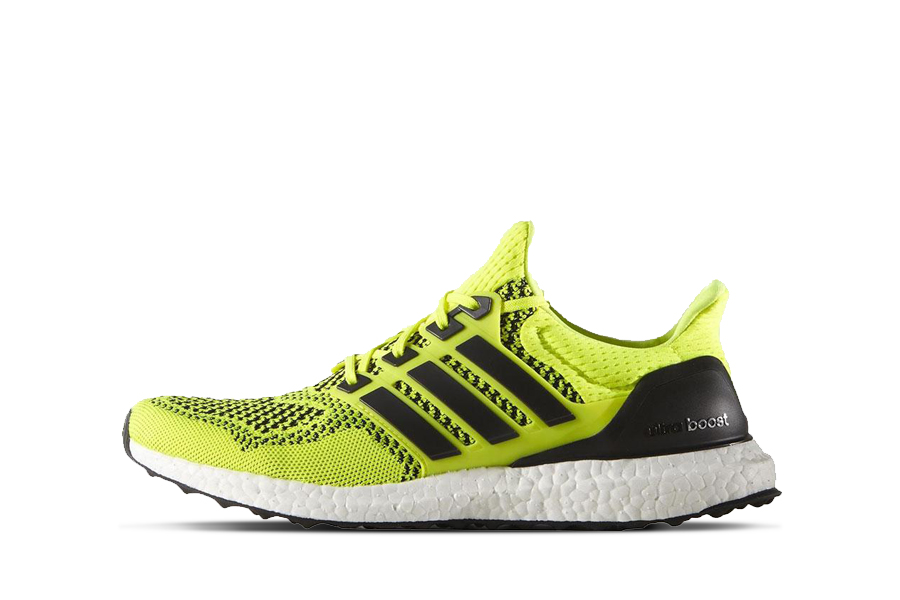 Adidas Ultra Boost giallo