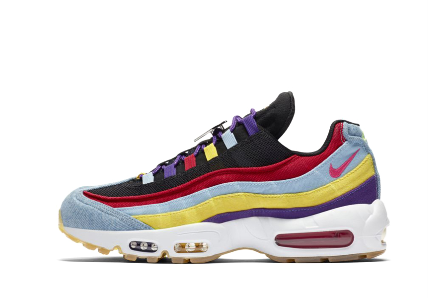 Nike Air Max 95 Psychic BlueChrome Yellow </p>         </div>          <!--eof Product description -->      <!--bof Reviews button and count-->      <div class=