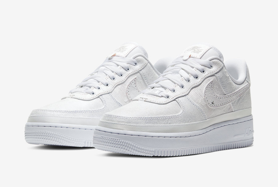 air force 1 da staccare la pelle