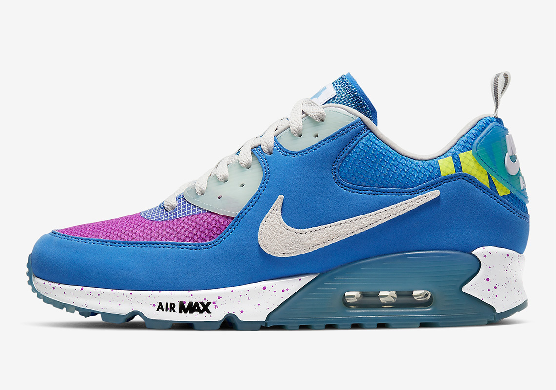 UNDEFEATED Nike Air Max 90 Release Date Info   Nike air max