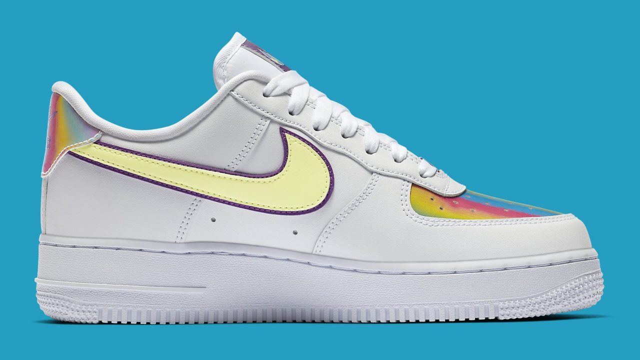 air force 1 arcobaleno